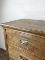 Large Antique Ash Chest of Drawers (7 of 10)