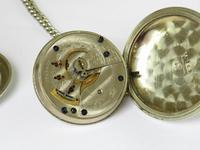 Antique Elgin G M Wheeler Pocket Watch, 1890 (3 of 4)