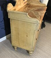 Early Victorian Pine Chest of Drawers in Original Paint (16 of 17)