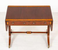 Mahogany Regency Style Sofa Table (4 of 10)