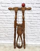 Victorian Mahogany Boot Jack (2 of 4)