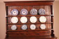 English Oak Dresser & Rack Early 18th Century (3 of 12)