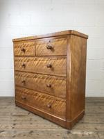 Antique Satinwood Chest of Drawers (5 of 10)