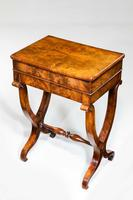 Mid 19th Century Mahogany Work Table (4 of 6)