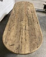 Large Rustic French Farmhouse Dining Table (4 of 18)
