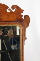 Large Antique George II Walnut Fretwork Mirror (10 of 13)