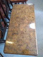 Burr Walnut Side Table (4 of 5)
