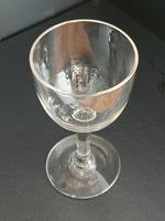 Victorian Port Glass c.1870 (2 of 4)