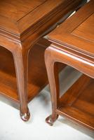 Pair of Chinese Rosewood Side Tables (8 of 13)