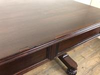 Antique Mahogany Occasional Table (14 of 16)