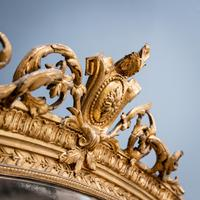Large Carved Gilt Mirror (4 of 11)