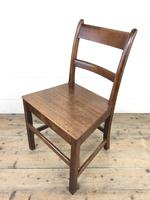 Pair of Antique Welsh Oak Farmhouse Chairs (13 of 17)