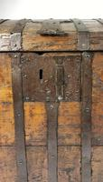 Large Early 17th Century Iron Bound Chest (11 of 22)