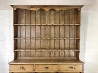 Large Victorian Antique Pine Dresser (3 of 17)