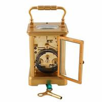 French Repeat Carriage Clock (3 of 8)
