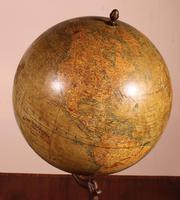 Globe Terrestre J.lebègue & Cie c.1890 (6 of 13)