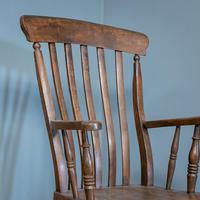 Farmhouse Style Windsor Chair (2 of 9)