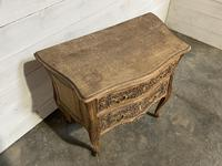 Stylish French Bleached Oak Commode Chest (17 of 20)
