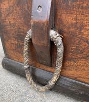 Antique Camphor Sea Chest Trunk (22 of 22)