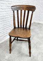 Harlequin Set of 6 Windsor Kitchen Chairs (4 of 5)