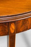 George III Period Mahogany Tea Table (4 of 5)