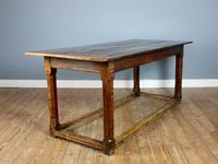 18th Century English Oak Refectory Table (7 of 7)