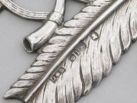 William IV Masonic Silver Secretary's Jewel by J Dixon & Sons, Sheffield, 1833 (5 of 7)