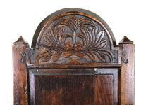 17th Century Carved Oak Side Chair (10 of 13)