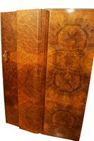 Stunning Epstein Art Deco Amboyna And Walnut Tall Boy Linen Chest (10 of 11)