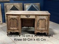 18th Century French Bleached Desk (20 of 20)
