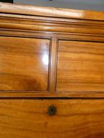 Large 19th Century Camphor Wood Colonial Chest of Drawers (2 of 11)