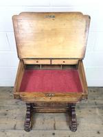 Victorian Walnut Davenport Desk (6 of 10)