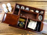 Georgian Mahogany Apothecary Box 1800 (8 of 14)