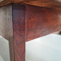 Large Antique French Farmhouse Table (4 of 6)