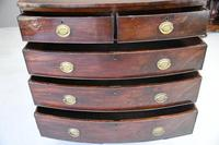 19th Century Mahogany Chest of Drawers (11 of 11)