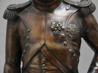 Early 19th Century Bronze Sculpture Of Napoleon Bonaparte (4 of 17)