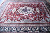 Large Quality Esfahan Rug (13 of 13)