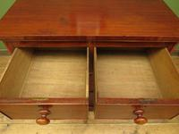 Handsome Small Antique Mahogany Chest of Drawers (6 of 20)
