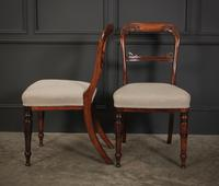 Pair of William IV Rosewood Chairs (4 of 13)