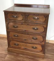 Edwardian Mahogany Chest of Drawers (2 of 13)