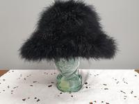 Stephen Jones Ostrich Feather Hat