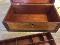 Collectors Box IN Rosewood And Birdseye Maple (3 of 7)