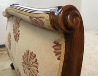 French Pair of Roll End Single Bed Frames with Slatted Bases (13 of 17)