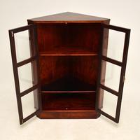 Danish Rosewood Vintage Corner Cabinet (3 of 12)