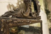 Large 18th Century Italian Rococo Wall Mirror (5 of 12)