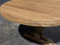 Huge Farmhouse Refectory Farmhouse Dining Table (7 of 24)