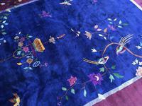 Antique Chinese Art Deco Carpet (13 of 14)