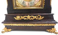 Amazing New Haven mantle clock 8 Day Westminster Chime Bracket Clock Very Rare (5 of 10)