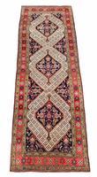 Antique Sarab Runner 3.18m x 1.10m (2 of 10)