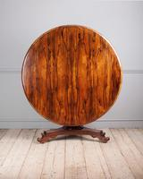 William IV Rosewood Breakfast Table (6 of 6)